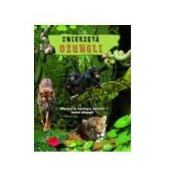 Zwierzęta dżungli (opr. twarda)