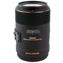 Obiektyw SIGMA 105/2.8 APO EX DG OS HSM MACRO (Canon EF)