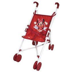 Brimarex, Myszka Minnie, wózek spacerowy dla lalek Darmowa dostawa do sklepów SMYK