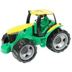 Traktor zielony