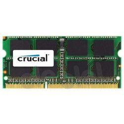 Crucial DDR3 16GB (2 x 8GB) 1600 CL11 SODIMM