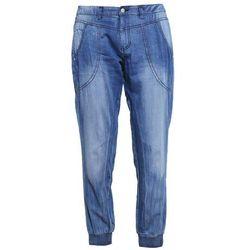 s.Oliver Denim Spodnie materiałowe blue denim enzyme washed