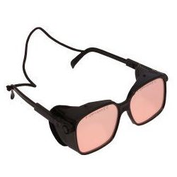 Okulary ochronne do lampy Sollux - terapeuta 0-53P