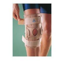 Orteza kolana z szynami bocznymi OPPO 1032