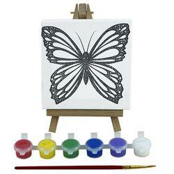 Zestaw do malowania - Motyl