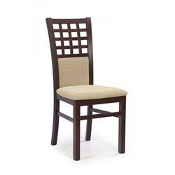 Halmar - Krzesło GERARD 3 ciemny orzech