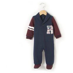Piżama z moltonu 0 miesięcy - 3 lata