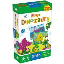 Granna, gra przygodowa Moje dinozaury