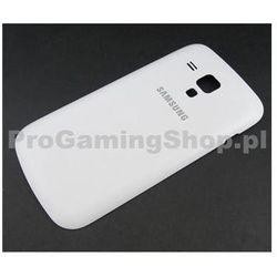 Wymiana pokrywy z powrotem (klapka baterii) dla Duos Samsung Galaxy S-s7562, Biały