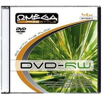 Płyta Omega Freestyle DVD-RW 4,7GB 4X Slim Case 1