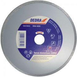 Tarcza do cięcia DEDRA H1132 125 x 22.2 diamentowa