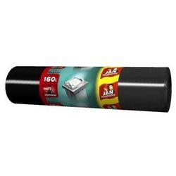 Worki na śmieci JAN NIEZBĘDNY LD Big Pack 160l 20szt.