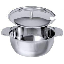 Waza nierdzewna na zupę, średnica 23cm, poj. 4,5l