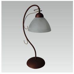 Prezent 31023 - ALLEGRA Lampa stołowa 1xE27/60W/230V