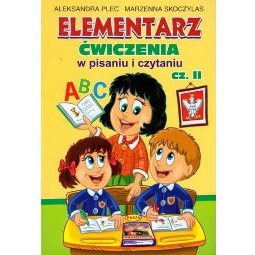 ELEMENTARZ PASJA ĆWICZENIA W PISANIU CZ.2 (opr. broszurowa)