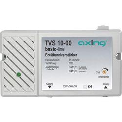 Wzmacniacz sygnału telewizyjnego Axing TVS 10
