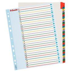 Przekladki numeryczne Esselte Mylar Maxi A4/1-31, 100210