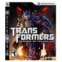 Transformers Zemsta Upadłych (PS3)