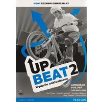 Upbeat 2 Language Builder + CD (opr. miękka)