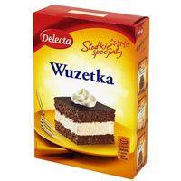 DELECTA 490g Wuzetka ciasto