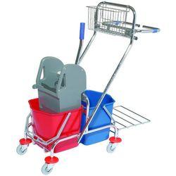 Wózek SPECIAL dwuwiaderkowy2×17 litrów