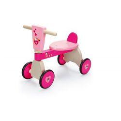 Jeździk drewniany dla Dzieci Ptaszki