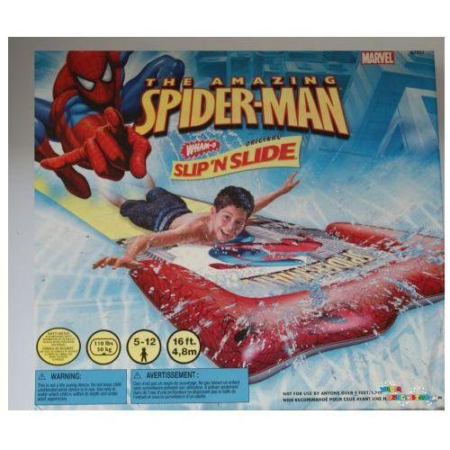 Ślizgawka wodna Spider-Man MARVEL + GRATIS