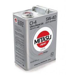 MITASU ULTRA DIESEL CI-4 5W-40 100% SYNTHETIC 4L