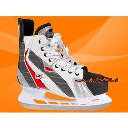 Łyżwy hokejowe Signa Red