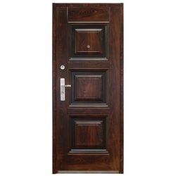 Drzwi wejściowe Quadrat 80 prawe Evolution Doors