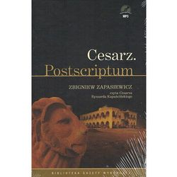 Ryszard Kapuściński. Cesarz. Postscriptum (+ CD MP3). (opr. twarda)