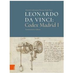 Leonardo da Vinci: Codex Madrid I, 4 Bde.