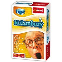 Gra TREFL Kalambury podróżna
