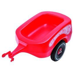 Big, Przyczepka do jeździka dziecięcego, Bobby Car, Czerwona Darmowa dostawa do sklepów SMYK