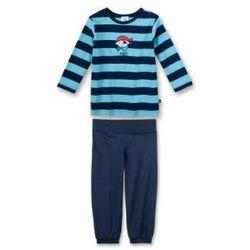 SANETTA Boys Mini Piżama 2-częściowa Pirat marine