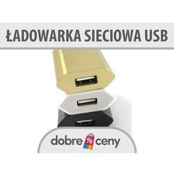 Mocna i Uniwersalna Ładowarka Sieciowa USB Slim