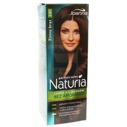 Joanna Naturia Perfect Color Farba do włosów bez amoniaku Zimy Brąz nr 141