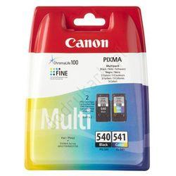 Canon Multipack CL541 PG540 do PIXMA MG2150 MG2250 MG3150 MG3250 MG3550 MG4150 MG4250 MX375 MX395 MX435 MX455 MX515 MX525