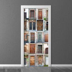 fototapeta na drzwi drzwi 155