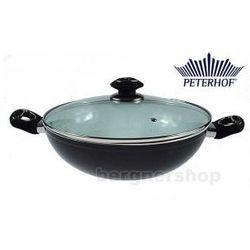 WOK CERAMICZNY PETERHOF PH-15408 32cm