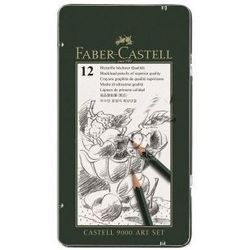 Zestaw ołówków ołówek FABER-CASTELL Art 12 sztuk