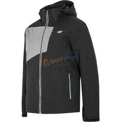 Kurtka narciarska męska KUMN008 4F (czarna)