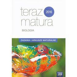 Biologia, Teraz matura 2016, Zadania i arkusze maturalne, NowaEra - Dostawa zamówienia do jednej ze 170 księgarni Matras za DARMO