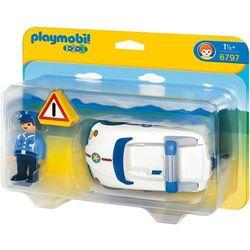 Playmobil  Auto policyjne 6797