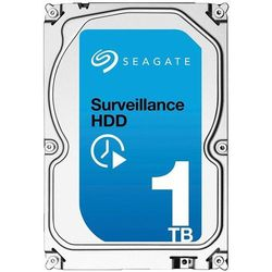 Dysk twardy Seagate ST1000VX001 - pojemność: 1 TB, SATA III