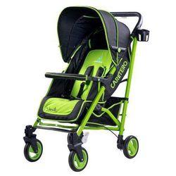 Wózek spacerowy Sonata zielony