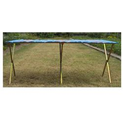 Składany stół do handlu ulicznego długość ok. 2m wzmocniony + wąski blat