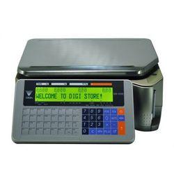 Waga sklepowa etykietująca Digi SM-5100B