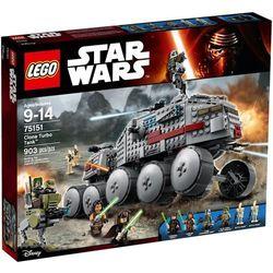 Lego STAR WARS Turbo czołg 75151
