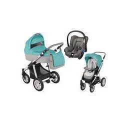 Wózek wielofunkcyjny 3w1 Lupo Dotty Baby Design + Citi GRATIS (ocean)